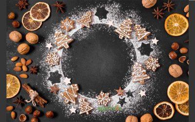 Ајурведските колачиња на Дедо Мраз