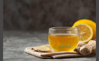 Ајурведски трик – намали ја температурата со ѓумбир и лимон