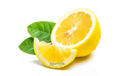 Ајурведска листа на чудесните придобивки од лимон