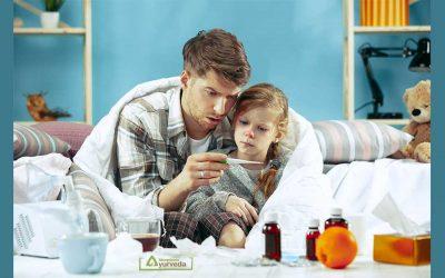 АЈурведски лек за опструктивна и силна кашлица