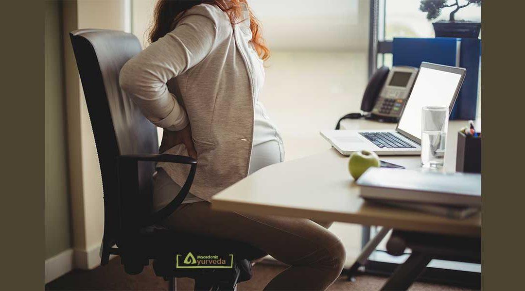 Природен ајурведски третман за отстранување на болката во грбот