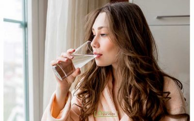 Пиењето вода во ајурведата
