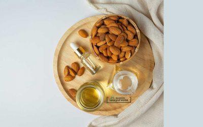 Ајурведско бадемово масло при проблеми со варење и дигестија