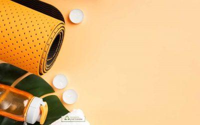 Направи си природно средство за чистење на јога мат